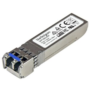 Provide powerful, cost-efficient 10Gb Ethernet connections over single mode fiber with this Mini-GBIC module