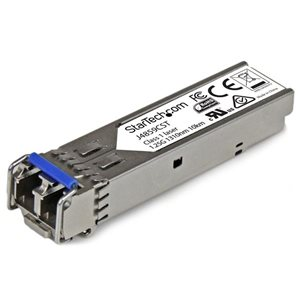 Count on dependable and cost-efficient Gigabit Ethernet connections over single-mode / multi-mode fiber with this Mini-GBIC module