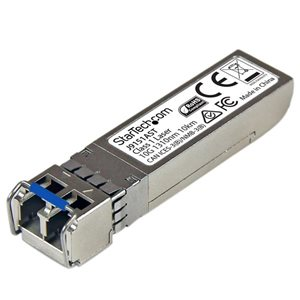 Ensure dependable 10Gb Ethernet connections and cost-savings with this single-mode Mini-GBIC module