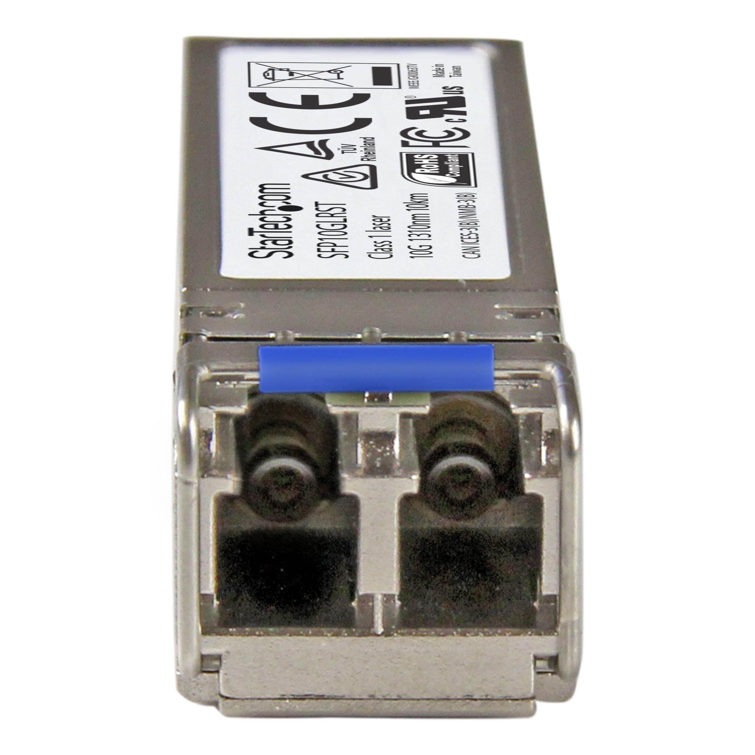 StarTech com Cisco SFP-10G-LR Compatible SFP+ Module