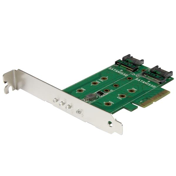 NVMe PCI-E M.2 SSD TO PCI Express 3.0 X4 Adapter Card