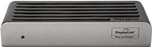 Targus 2K Universal Docking Station, USB 3.0, Single 2K or Dual HD Video (DOCK120USZ)