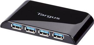 Targus 4-Port USB 3.0 SuperSpeed Hub (ACH119US)
