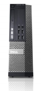 Dell OptiPlex 7010 SSF: Take control of your desktop.