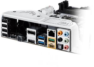 Ultimative-Geschwindigkeit von 10Gb/s mit integrierten USB 3.1-Anschlüssen