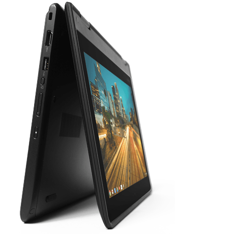 Lenovo ThinkPad Yoga 11e Chromebook 20GE - Flip design - Celeron N3150 /  1 6 GHz - Chrome OS - 4 GB RAM - 16 GB eMMC - 11 6
