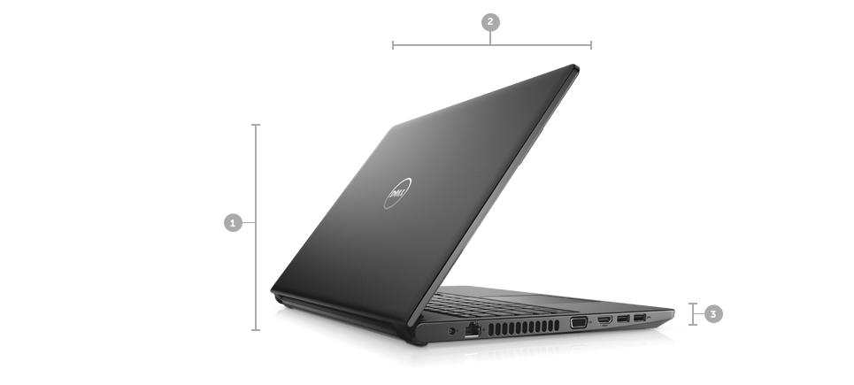 Dell Vostro 15 3568: Sécurisez les petites entreprises.