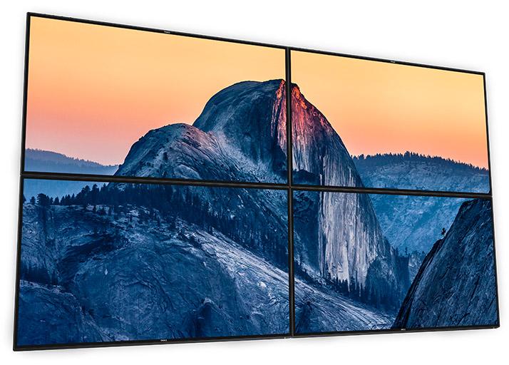 Dell UltraSharp InfinityEdge Monitor (24 Zoll) - U2417H
