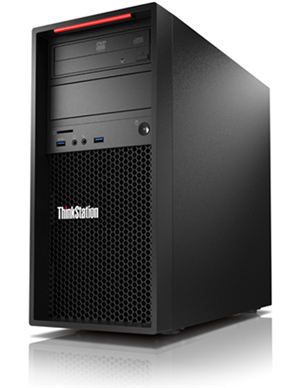 Lenovo ThinkStation P310: Power of a Workstation. Price of a Desktop.