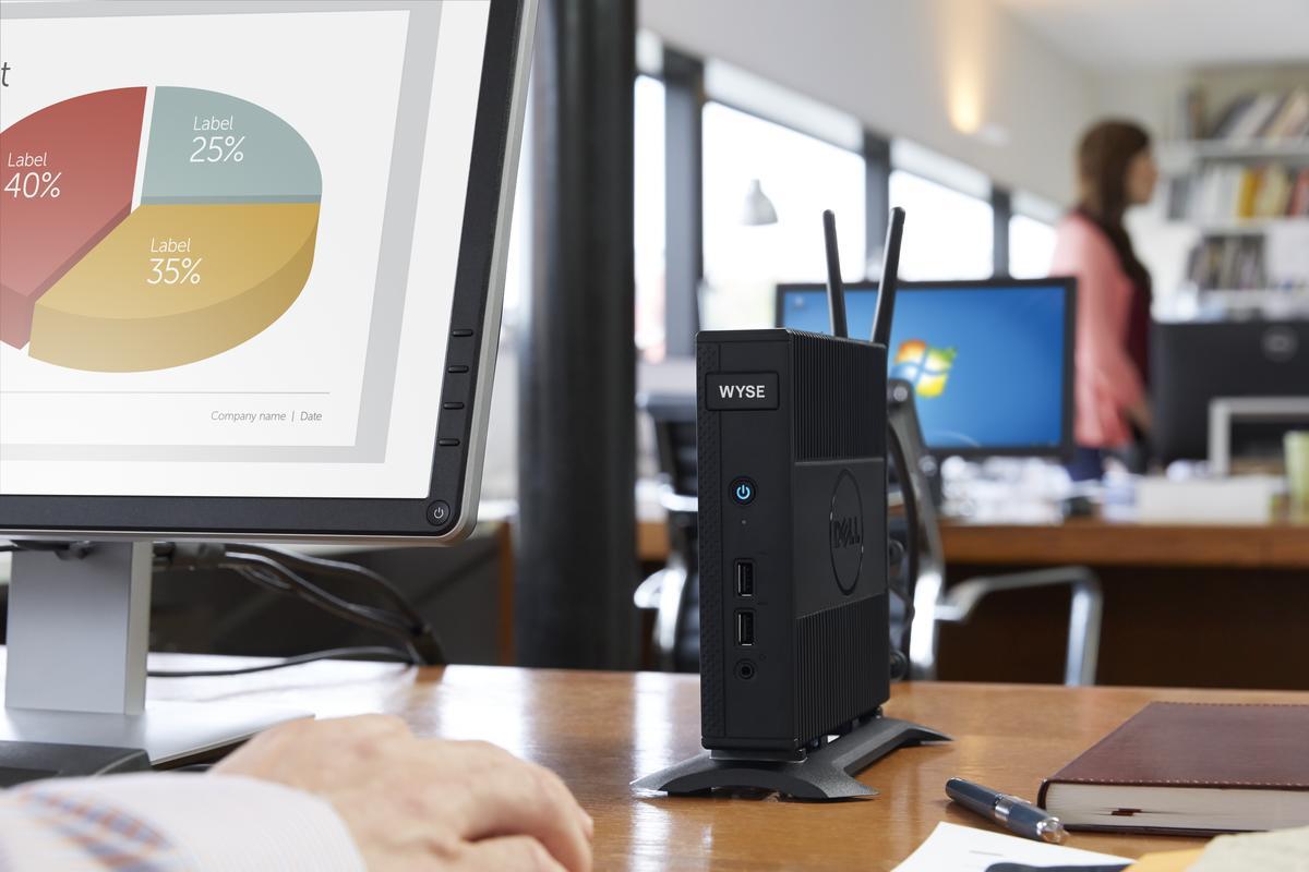 Dell Wyse Enhanced SUSE Linux 5010 G-T48E 1 4 GHz 2 GB 8 GB