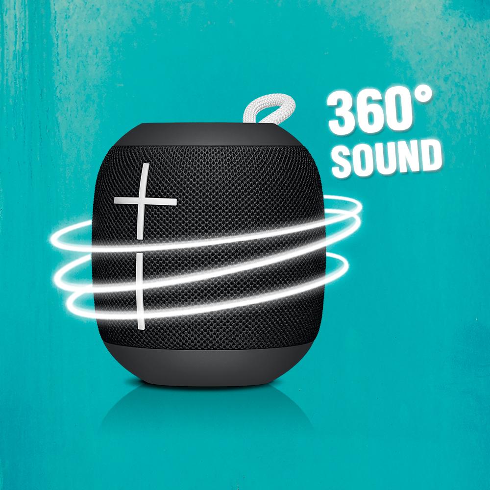 Radio Salle De Bain Fnac ~ 40 sur enceinte bluetooth ultimate ears wonderboom phantom noire