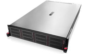 Lenovo ThinkServer RD650 Rack Server: Extra-versatile, reliable