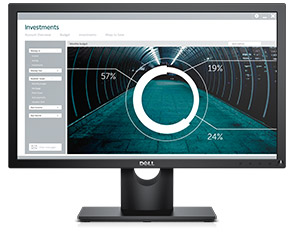 Dell 22 Monitor E2216H: Every feature you value.