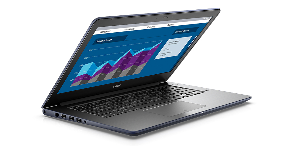 Dell Vostro 14 5468: Everything you need. Nothing you don't.