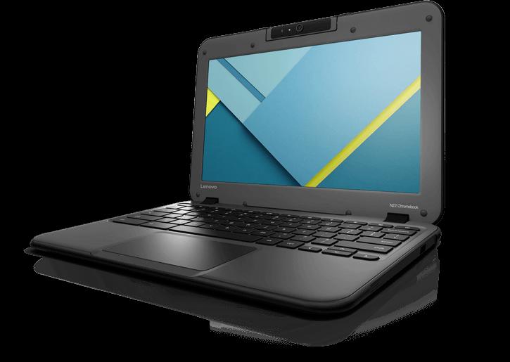 Lenovo Laptop N22 (80S6000AUS) Intel Celeron N3060 (1 60 GHz) 4 GB Memory  128 GB SSD Intel HD Graphics 400 11 6