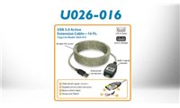 slide {0} of {1},zoom in, USB 2.0 A/A Cable with Booster Extends Signal Up to 16 ft.