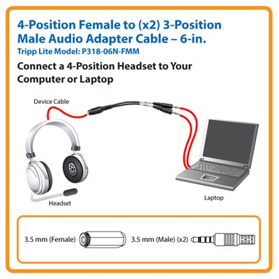 Connect Speakers and Microphone to Your Computer, Laptop or Mobile Device