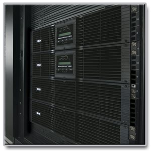 SmartOnline 20kVA UPS with Expandable Battery Backup and N+1 Redundancy for Mission-Critical Equipment
