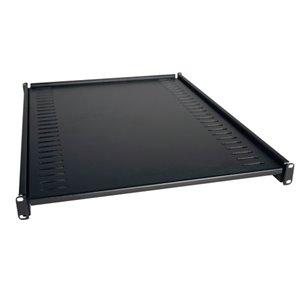 Add a 250 lb Load Capacity Shelf to a 4-Post Rack