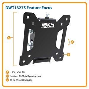 "Display TV LCD Wall Mount Tilt 13"" - 27"" Flat Screen / Panel"