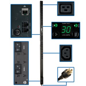 Metered Power Distribution with Remote Outlet Control