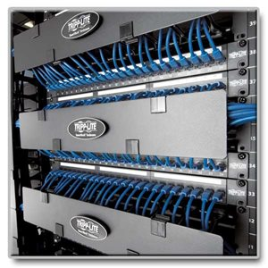 Controls and Organizes Cables for Improved Performance and Efficiency