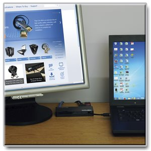 Adds USB 3.0, HDMI, VGA and Ethernet Ports to Your Ultrabook or Laptop