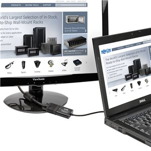 Send High-Definition DisplayPort 1.2 Video Signals to a VGA Display
