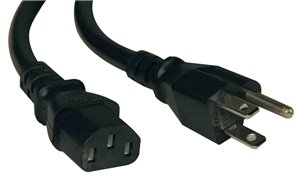 Replace Your Worn-Out or Missing Computer Power Cords