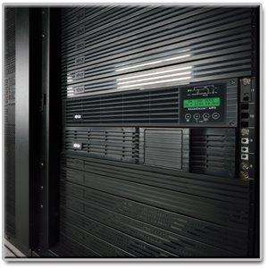 External 72V 2U Rack/Tower Battery Pack for Select Tripp Lite UPS Systems