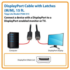 Connect DisplayPort Devices in Audio/Video Applications