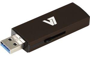 USB 2.0 Retractable Flash Drive