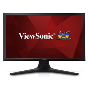 "ViewSonic VP2780-4K 27"" 4K Monitor with 10-bit Color Processing and Preset EBU and Gamma Corrections for Photography and Graphic Design"