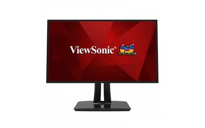 "ViewSonic VP3268-4K 32"" IPS 4K UHD 2160p Pro Monitor HDMI, DisplayPort, Hardware Calibration"