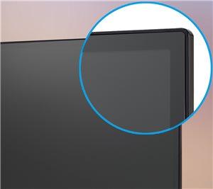 Ultra-slim Panel with Frameless Design