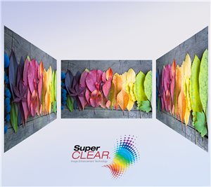 SuperClear IPS Panel Technology