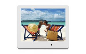 ViewSonic VFD820-70 8-Inch Digital Photo Frame (White)