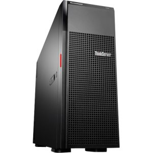 Lenovo ThinkServer TD350 Tower Server: Compact Tower. Uncompromising Performance