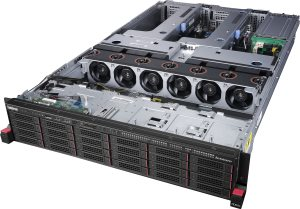 Lenovo ThinkServer RD650: Storage-dense. Flexible design.