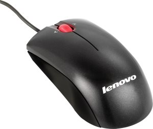 Lenovo ThinkPlus USB Optical Wheel Mouse