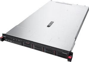 Lenovo ThinkServer RD350 Rack Server: Feature reach, built-in value