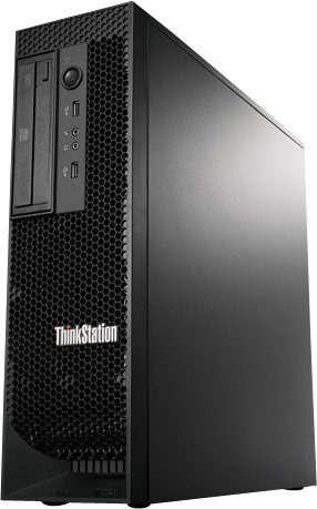Lenovo ThinkStation C30 Workstation: COMPACT DESIGN - POWERFUL PERFORMANCE
