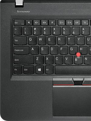 Lenovo ThinkPad E450: Fully-Featured, Yet So Thin
