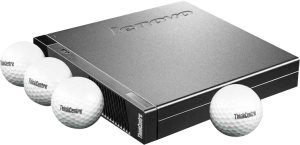 Lenovo ThinkCentre M53 Tiny Desktop: TINY FOOTPRINT, BIG PRODUCTIVITY