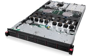Lenovo ThinkServer RD550 Rack Server: Extra-versatile, reliable