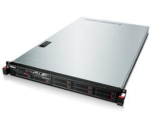 Lenovo ThinkServer RD540 Rack Server: BALANCED DESIGN. OUTSTANDING EFFICIENCY.