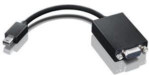 Lenovo Mini-DisplayPort to VGA Adapter Cable