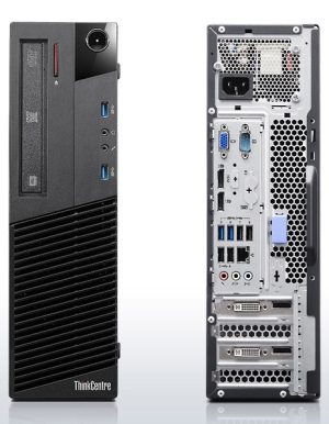 Lenovo ThinkCentre M83 SFF: Powerful features, reliable stability.