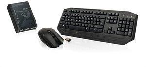 KeyMander Wireless Keyboard & Mouse Bundle