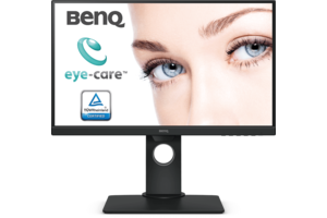 Business Monitor with 24 inch, FHD 1080p, Eye-Care B.I. sensor, Color Weakness Improvement Mode|BL2480T